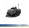 New Karcher KM 150/500 R Bp Ride-On Sweeper - Overhead Guard, Front/Rear Lights, High-Efficiency Charger
