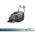 New Karcher KM 75/40 W Bp Floor Sweeper