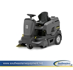 New Karcher KM 90/60 R BP Adv Ride-On Floor Sweeper
