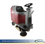 New Minuteman Ride Sweeper Vacuum