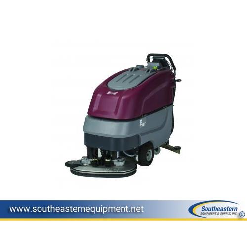 minuteman floor scrubber – zonta floor