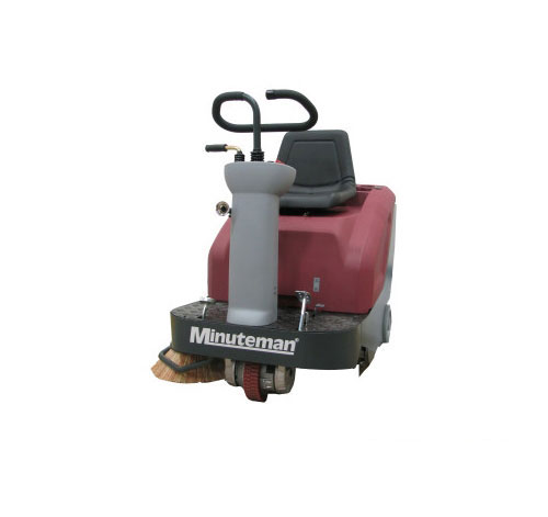 New Minuteman Kleen Sweep 32R Rider Sweeper