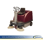 New Minuteman Kleen Sweep 47R Rider Sweeper, ba