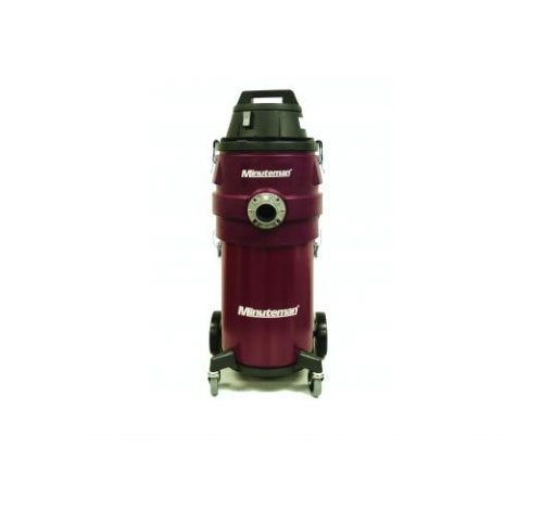 New Minuteman X-829 Series 6 gallon Critical Filter Vacuum