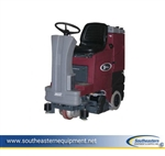 New Minuteman X Ride 28 Carpet Extractor