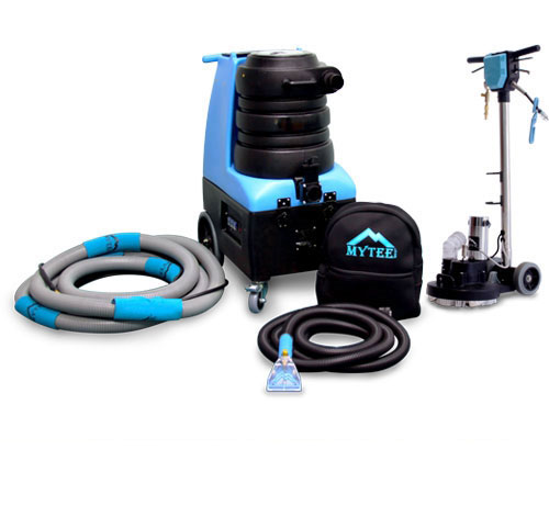 New Mytee BZ-104P Carpet Cleaner's Package