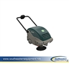 "New Nobles Scout 6 25"" Battery Walk Behind Sweeper"