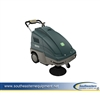 "New Nobles Scout 7 28"" Battery Walk Behind Sweeper"