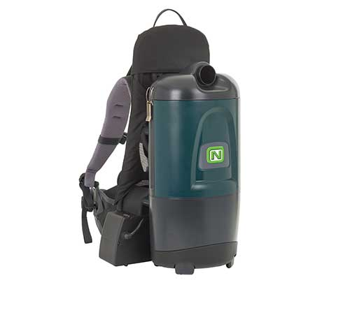 New Nobles Aspen 6B Battery Backpack Vacuum Base Kit