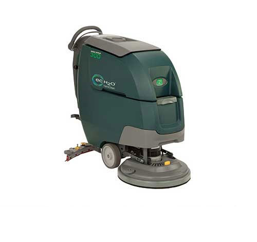 New Nobles Speed Scrub 300 Walk Behind Floor Scrubber