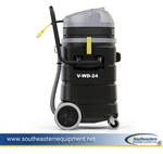 New Tennant V-WD-24 Wet/Dry Vacuum