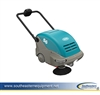 New Tennant S6 Walk-Behind Battery Sweeper