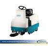 New Tennant Sub-Compact 6100 Battery Ride-On Sweeper