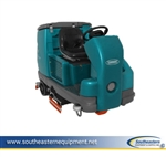 Reconditioned Tennant T16 Cylindrical Rider Floor Scrubber w/ ec-H2O