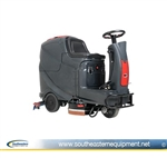"Demo Viper AS710R 28"" Battery Rider Scrubber"