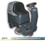 Demo Advance SC3000 26D ECOFLEX Rider Floor Scrubber