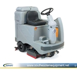 Reconditioned Advance Adgressor 3220D Rider Floor Scrubber