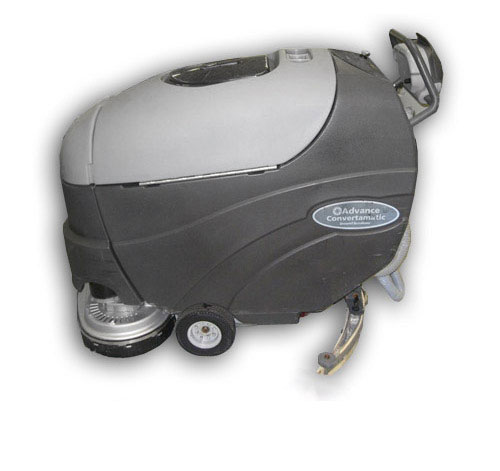 Reconditioned Advance Convertamatic 26D Auto Floor Scrubber