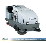 Reconditioned Advance Captor 4800 Rider Propane Sweeper Scrubber