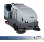 Reconditioned Advance Captor 4800B Rider Battery Sweeper Scrubber