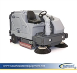 "Reconditioned Advance SC8000 48"" Rider Scrubber"