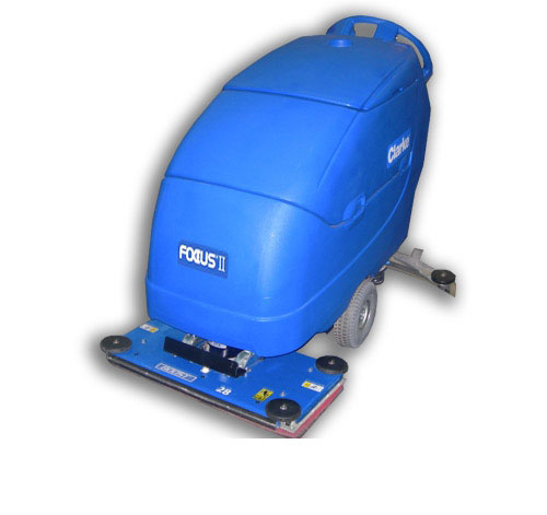 "Reconditioned Clarke Focus II Boost 28"" Floor Scrubber"