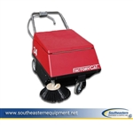 Reconditioned Factory Cat Model 34 Floor Sweeper