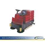 Reconditioned Factory Cat Model 52 Rider Floor Scrubber
