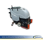 "Reconditioned Factory Cat MiniMag 24"" Cylindrical Floor Scrubber"