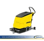 Reconditioned Karcher BR530C Cylindrical Floor Scrubber