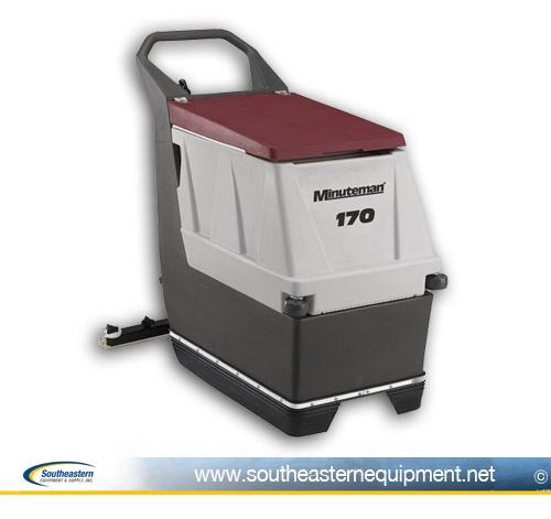 Minuteman Floor Scrubber Electric Floor Cleaners - Floor scrubers