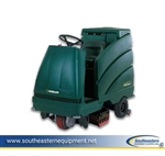 "Reconditioned Nobles EZ Rider 28"" Cylindrical Rider Floor Scrubber"