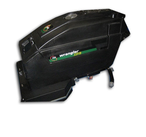 NSS Wrangler 33FB Traction Drive Floor Scrubber