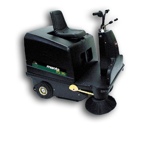 South Eastern Equipment Reconditioned Nss Manta Sweeper