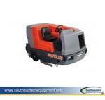 Reconditioned Powerboss Nautilus LP Sweeper Scrubber
