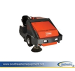 Demo Powerboss Armadillo 9X Diesel Sweeper
