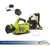 RYOBI ONE+ 18-Volt Lithium-Ion Cordless Electrostatic 1 Gal. Fogger/Sprayer with 2.0 Ah Battery and Charger Included