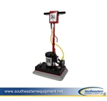 Demo Square Scrub EBG-20/C Floor Preparation Machine