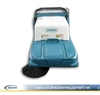 Reconditioned Tennant 3640EE Battery Walk Behind Sweeper