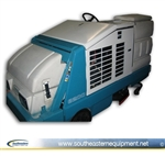 Reconditioned Tennant 8200 Sweeper Scrubber