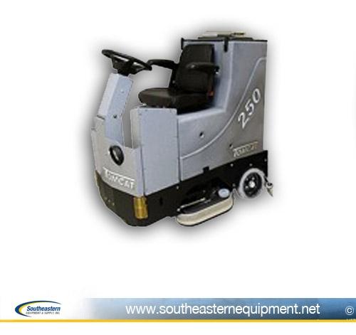 reconditioned tomcat 250 | micro-rider disk floor scrubber