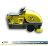 Reconditioned Tennant Litter Hawk Ride-On Litter Vac