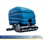 Reconditioned Tennant 5680 Cylindrical Floor Scrubber