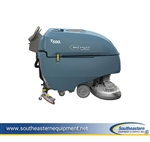 "Demo Tennant T500e Walk-Behind Floor Scrubber 26"" Disk with ec-H2O"