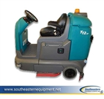 Demo Tennant T12 Disk Floor Scrubber with ec-H2O