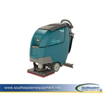 Demo Tennant T300e Orbital Walk-Behind Floor Scrubber w/ ec-H2O