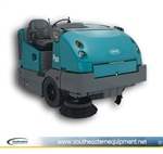 Demo Tennant S30 Diesel Powered Rider Floor Sweeper