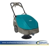 New Tennant S5 Battery Walk Behind Sweeper
