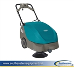 Demo Tennant S5 Battery Walk Behind Sweeper