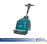 Demo Tennant T1 Compact Walk Behind Floor Scrubber